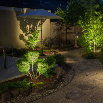 Captivating Design And Installation Of Kichler And WAC LED And Standard Bulb Low Volt  Landscape Lighting * Service All Brands Of Low Volt Landscape Lighting